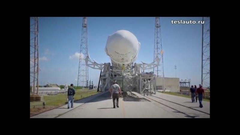 Интернатура в SpaceX  06.10.2015  (На русском)