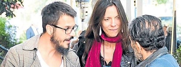 фото мехмет гюнсюр с семьей