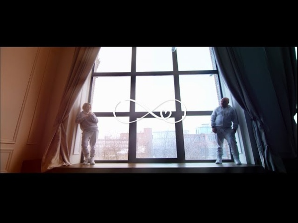 Доминик Джокер и Катя Кокорина Бесконечность Премьера клипа 2019