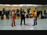 Русский боец – Иван Слажнев разбирает двух оппонентов на турнире по Панкратиону!