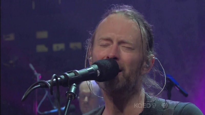 Radiohead There There Live at Austin City Limits 2012 60fps
