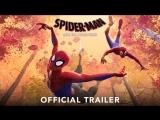 Человек-паук: Через вселенные — Трейлер #2 (2018)