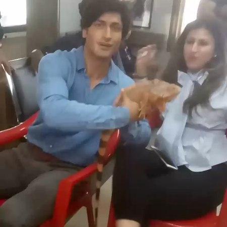 """Priyanka Jamwal Kapur on Instagram: """"On the sets of junglee Bollywood jamwalions actionstar Vidyut Jamwal"""""""
