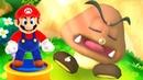 Mario Party Star Rush Minigames 15 ALL BOSS Toad Vs Peach Vs Diddy Kong Vs Yoshi Master Cpu