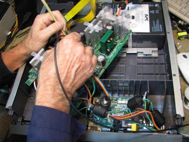 Ремонт компьютерных аккумуляторов своими руками