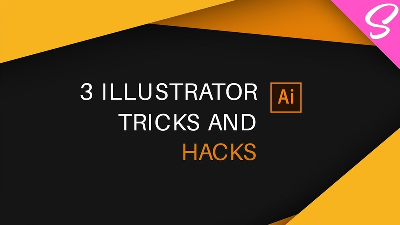 3⃣ NIFTY ILLUSTRATOR HACKS / TRICKS - Perfect Gaussian Blur (𝙐𝙨𝙚𝙛𝙪𝙡 )