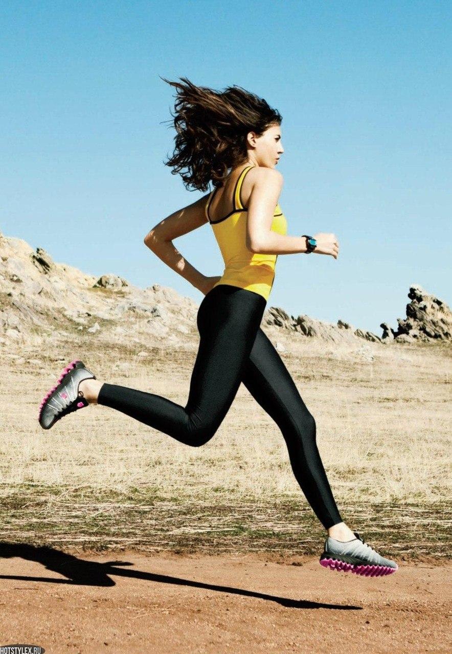 Спортивные девушки мотивация