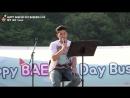 [L.O.Λ.ETube] 백호(BAEKHO) - 살아 Cover (원곡 - BUMZU - 살아) @ Happy BAEKHO Day Busking Live