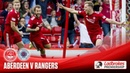 Last-gasp Dons deny Gerrard's Gers at Pittodrie
