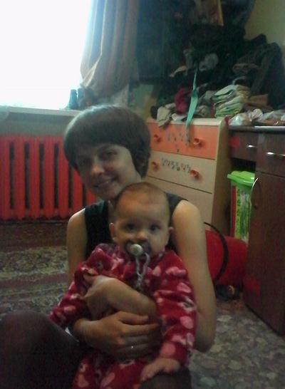 Настя Рожнова, 23 апреля 1991, Хабаровск, id138917353