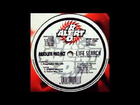 Absolute Project Life Search Trance Mix Red Alert 1997