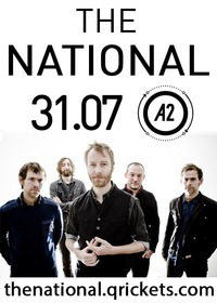 The National * 31.07 * А2 . МИР * 18+