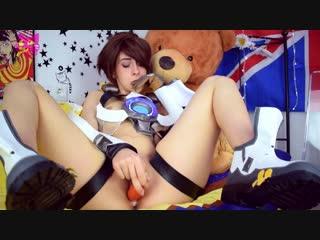 Рitуkittу - s class_ tracer slut of the game [amateur, solo, webcam, masturbation, porn, teen, dildo]