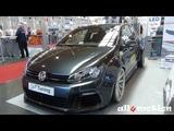 VW Volkswagen Golf 6 GTI MK6 Widebody Liberty Walk Style Advance Wheels @ Tuningworld 2016