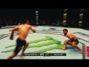 Сокрушительный Удар ХАБИБА👑 В СТОЙКЕ (бой Хабиб Нурмагомедов vs Конор Макгрегор)