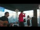 Krec - Куда уходят корабли, Москва, Roof Music Fest, 30.07.2017