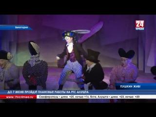 Вылитый Пушкин – на конкурсе чтецов в рамках «Великого русского слова» выиграл мальчик, похожий на великого поэта