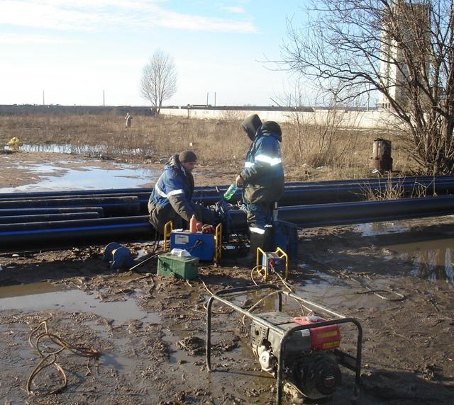 В Лисичанске проведут полнейшую реконструкцию магистральных водоводов