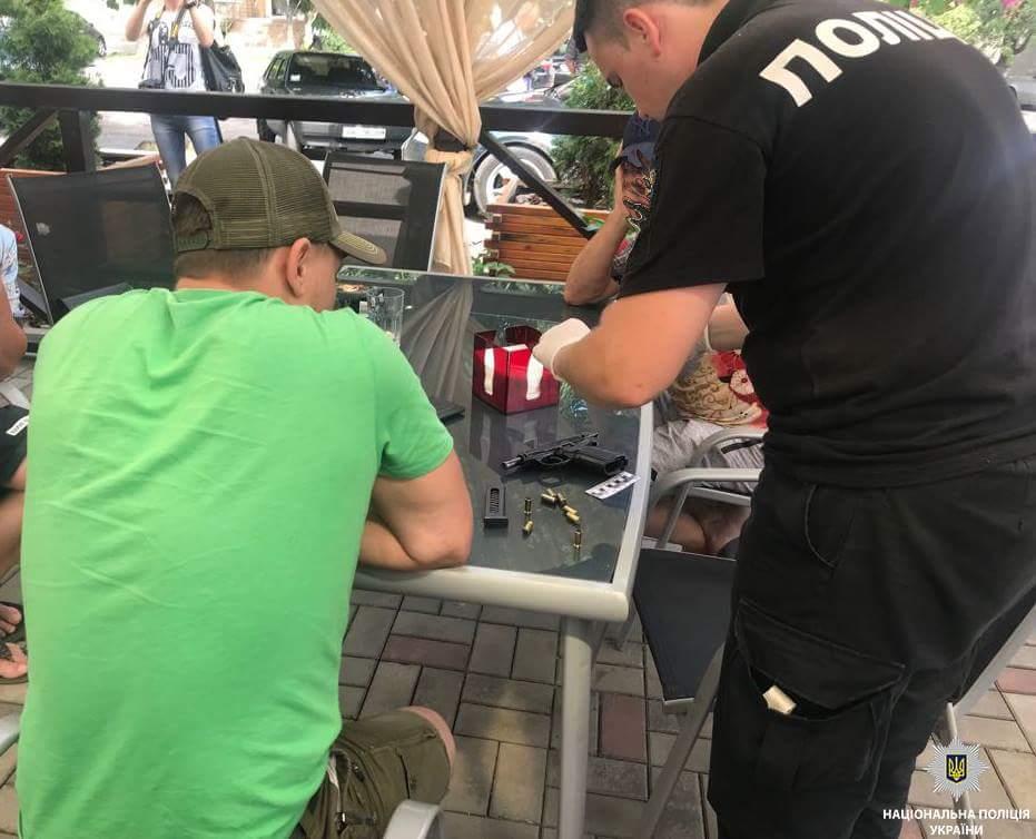 У Нікополі поліцейські вилучили 21 сліп-пакет ймовірно амфетаміну