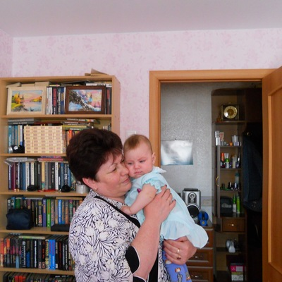Татьяна Васина, 18 июня 1960, Петрозаводск, id193982138