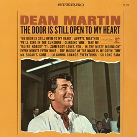 Dean Martin альбом The Door Is Still Open to My Heart