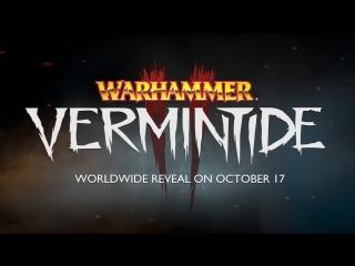 Warhammer: Vermintide 2 — тизер