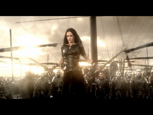 «300 спартанцев Расцвет империи» (2014) Трейлер (русский язык) cgfhnfywtd abkmv