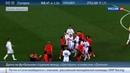 Новости на Россия 24 • Игроки Шахтера и Динамо устроили драку прямо во время матча