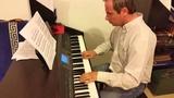 Чи мэй (Chi Mai Ennio Morricone) Морриконе из фильма Профессионал - на пианино кавер с листа