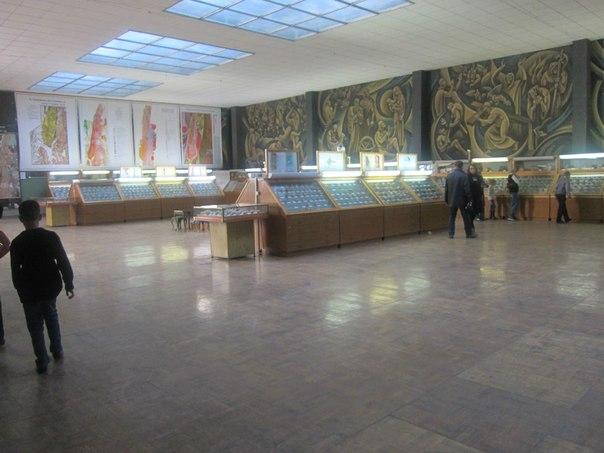 второй этаж музея