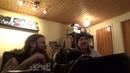 FERAL (Sweden) - Recording Session Video 6 - Vocals (Death Metal) Transcending Obscurity HD