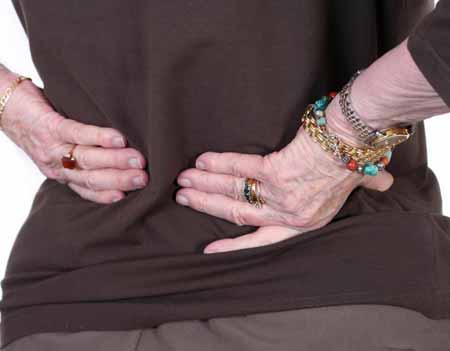 Плохая осанка может вызвать боль в пояснице, сопровождающуюся болью в животе