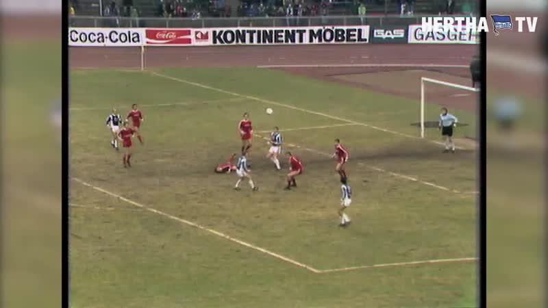 Gegen Bayern im Pokal gewinnen Das ist uns schon mal gelungen 1977