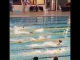 Чемпионат Израиля 50 дельфин -28.94 Мы чемпионы!!! 1 место!!!