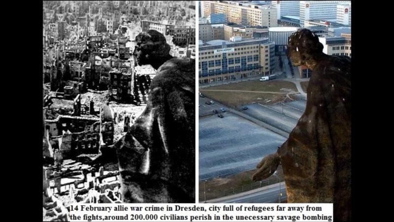 Dresden Tribute 13 February Homage
