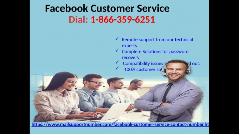 Solve Fb Related Issues With The Help Of Facebook Customer Service 1-866-359-6251