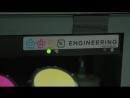 UV-LED integration on OCE Arizona-Fujifilm