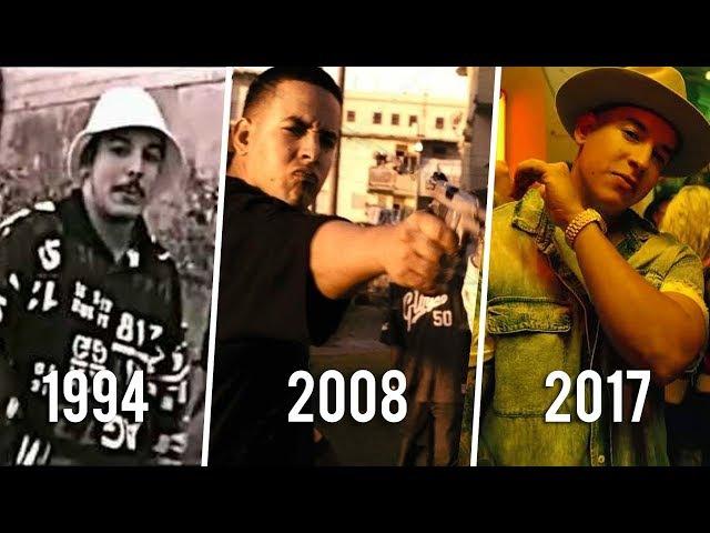 Evolución Musical - Daddy Yankee (1994 - 2017)