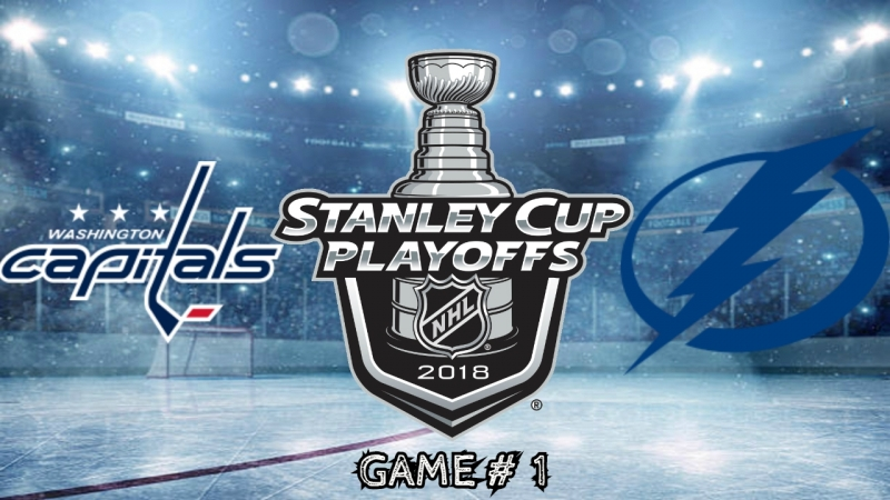 Washington Capitals vs Tampa Bay Lightning | 10.05.2018 | EC Final | Game 1 | NHL Stanley Cup Playoffs 2018