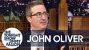 John Oliver's Family Did Not Like His Name Before Beyoncé's in The Lion King Trailer