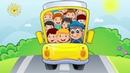 Машинки - Приключения Тайо. Мультик для детей про автобус и машинки