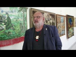 Экспозиция дмитровского коллекционера Павла Горячева