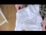 Как правильно гладить рубашку [Якорь - Мужской канал]