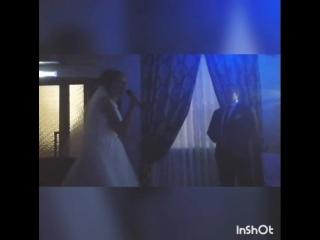 Такого подарка не ожидал никто, свадебный рэп от невесты