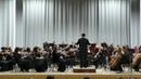 Тимур Зангиев и симфонический оркестр Тольяттинской филармонии
