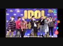 [ 181114 | VK ] ATEEZ cover MOBB - 'Hit Me' @ Idol radio
