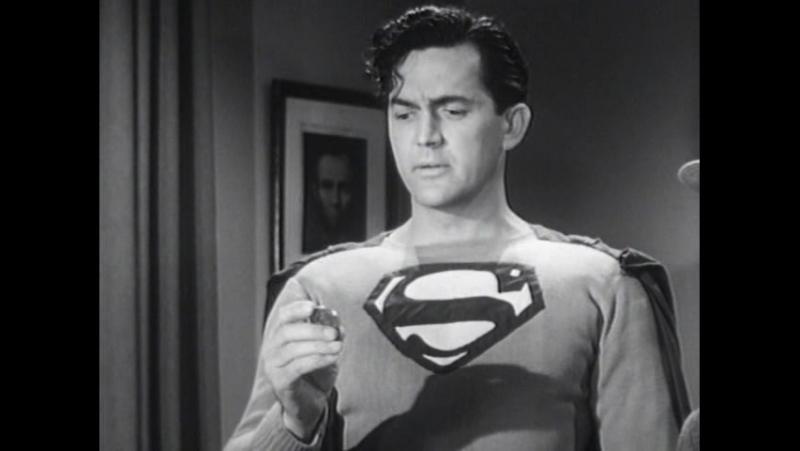 Атомный Человек против Супермена (1950) часть 02