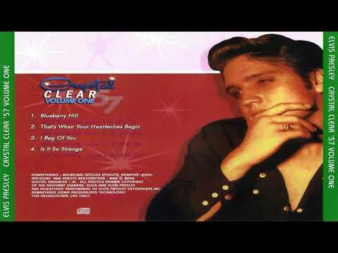 ELVIS PRESLEY - CRYSTAL CLEAR 57 VOL 1