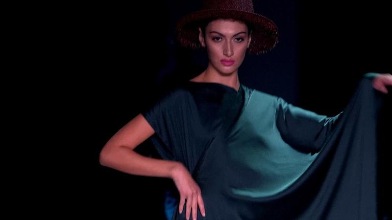 Goga Nikabadze ss2019 Mercedes Benz Fashion Week Russia