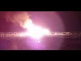 Ликвидация последствий газопроявления с возгоранием, на скв1825 кустовой площадки № 50 на Ван - Еганском м/р.